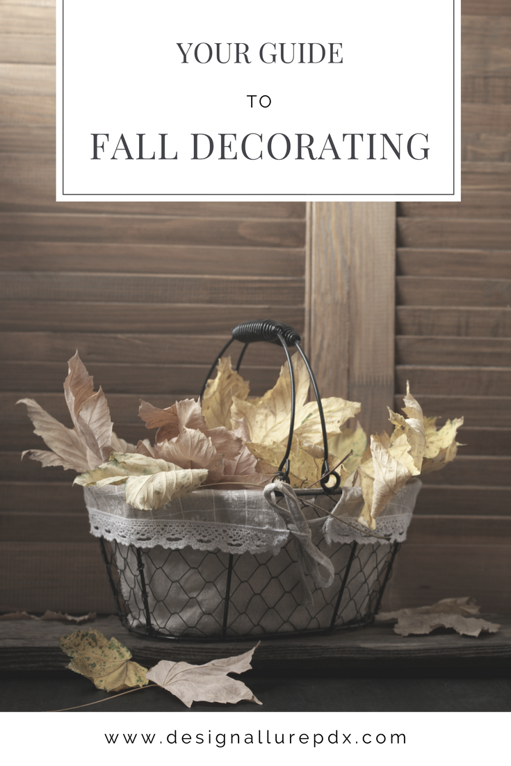 10 Tips to Embrace the Seasons Change Indoors. It's time to start transitioning from summer to fall décor and it doesn't have to be difficult!