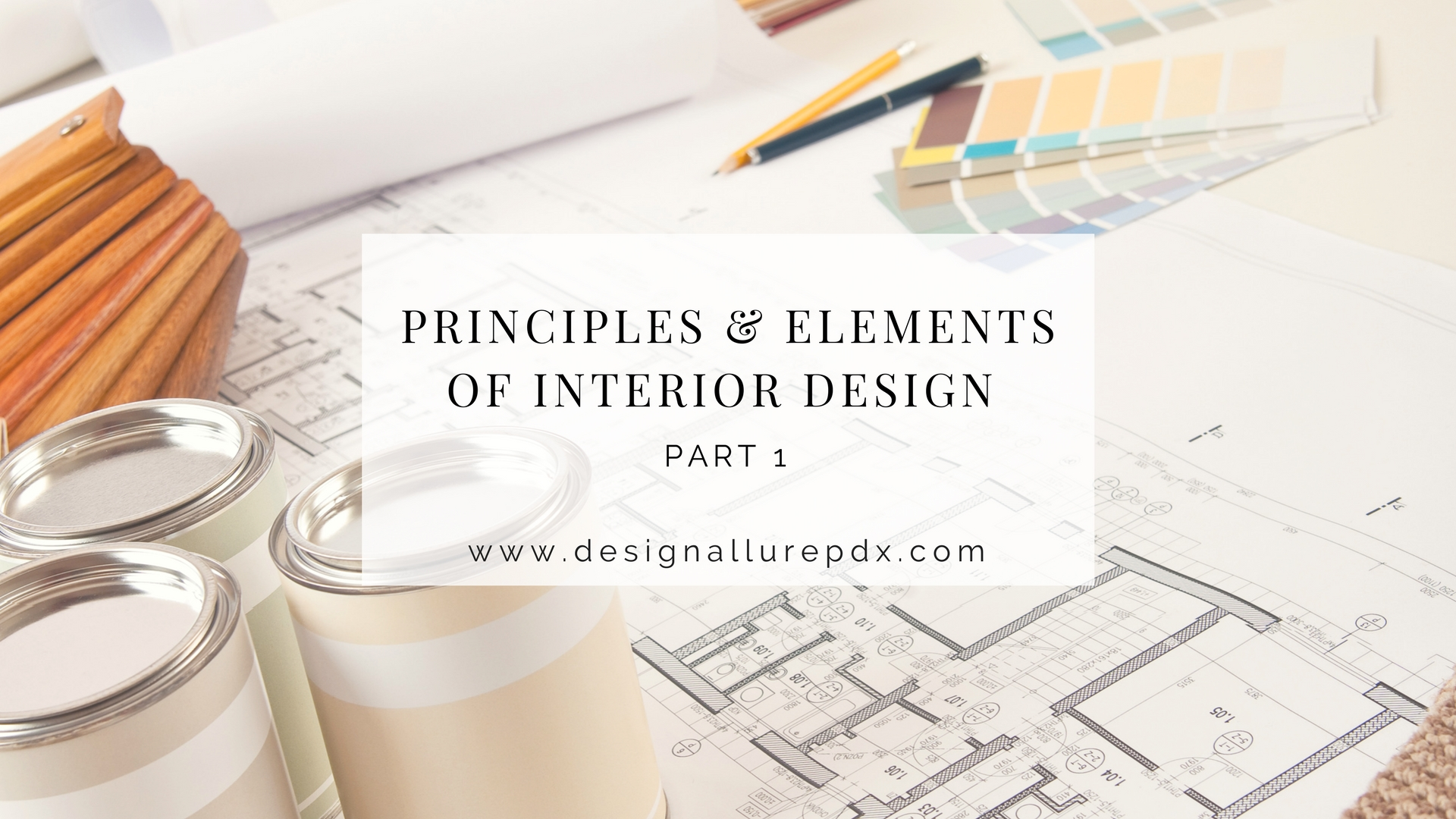 Design allure principles and elements of interior design for Elements of interior design