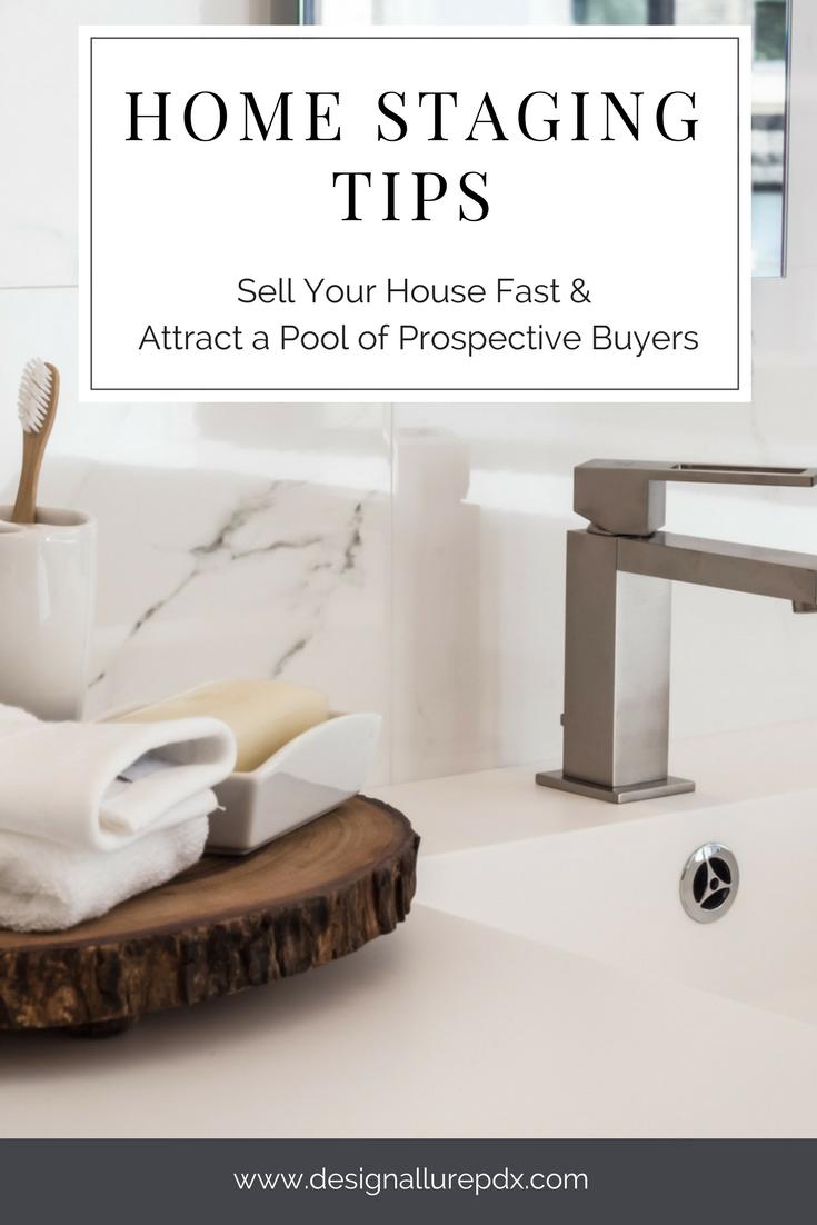 Home Staging Tips Jan Pinterest Blog