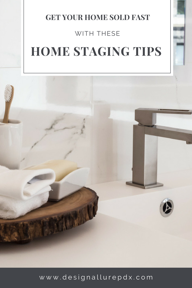 This articles features home staging tips so you can sell your house fast and for top dollar in the least amount of time.