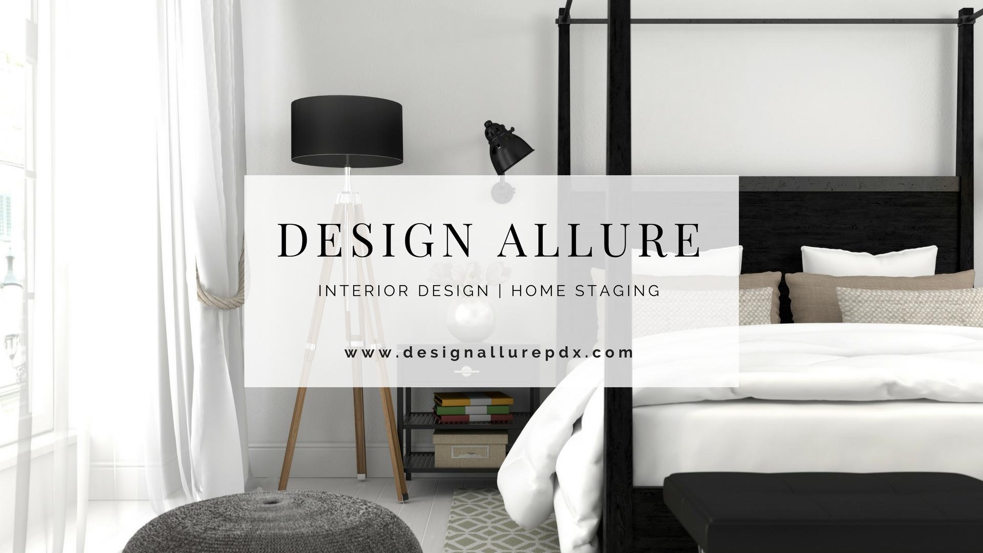 Design Allure l Home Decorator Design Services l Home Staging l