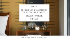 Principles And Elements Of Interior Design | Part 2