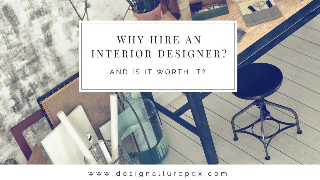 Design allure blog l interior design home staging l for Why interior design