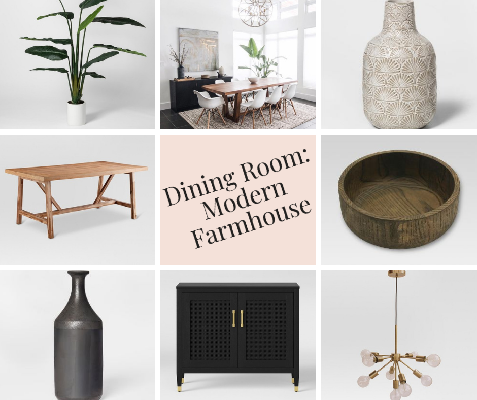2019 Modern Farmhouse Dining Room Ideas And Inspiration L Interiors