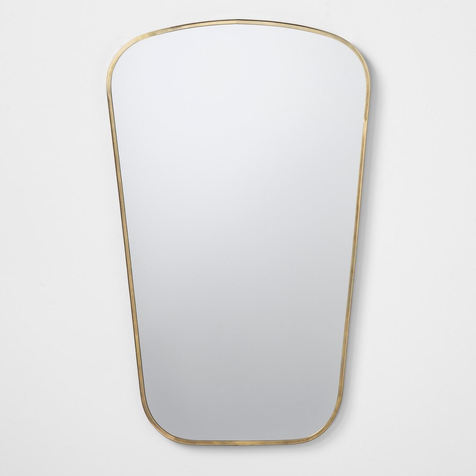 modern farmhouse mirror