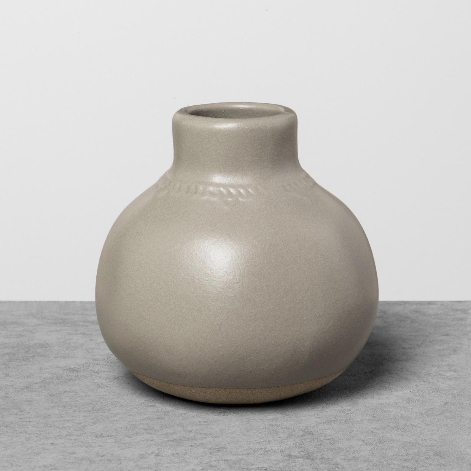 modern farmhouse vase